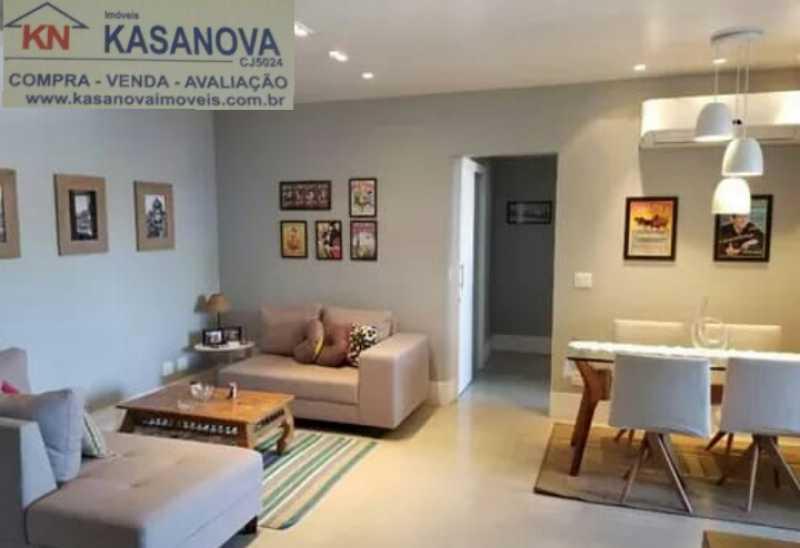 04 - Apartamento 2 quartos à venda Botafogo, Rio de Janeiro - R$ 1.200.000 - KFAP20231 - 5