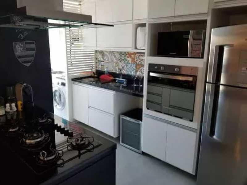 12 - Apartamento 2 quartos à venda Botafogo, Rio de Janeiro - R$ 1.200.000 - KFAP20231 - 13