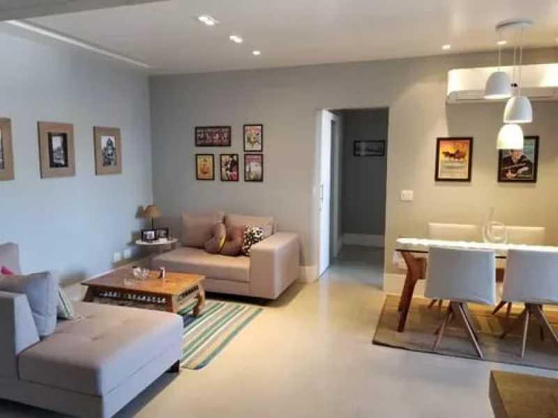 05 - Apartamento 2 quartos à venda Botafogo, Rio de Janeiro - R$ 1.200.000 - KFAP20231 - 6
