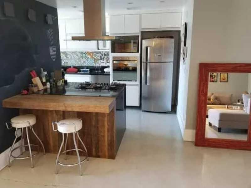 11 - Apartamento 2 quartos à venda Botafogo, Rio de Janeiro - R$ 1.200.000 - KFAP20231 - 12