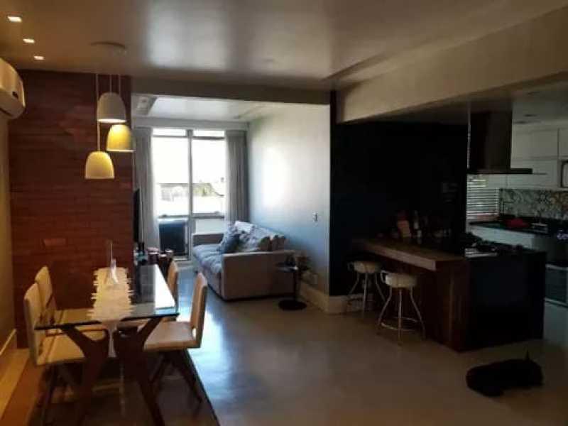 10 - Apartamento 2 quartos à venda Botafogo, Rio de Janeiro - R$ 1.200.000 - KFAP20231 - 11