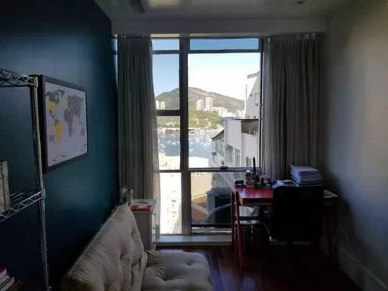 22 - Apartamento 2 quartos à venda Botafogo, Rio de Janeiro - R$ 1.200.000 - KFAP20231 - 23