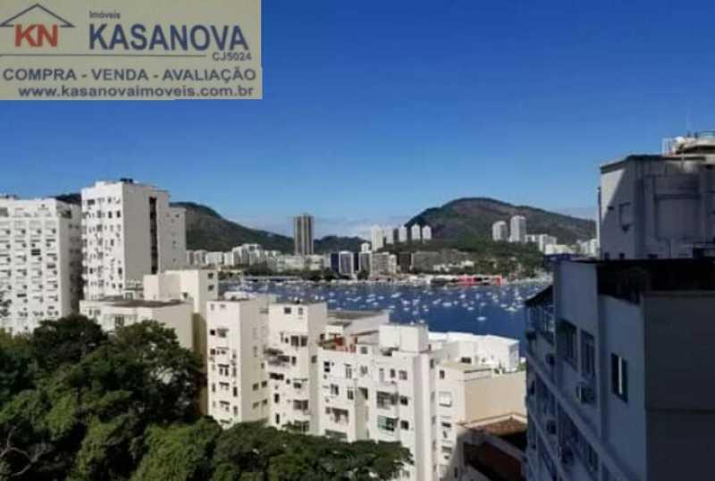01 - Apartamento 2 quartos à venda Botafogo, Rio de Janeiro - R$ 1.200.000 - KFAP20231 - 1