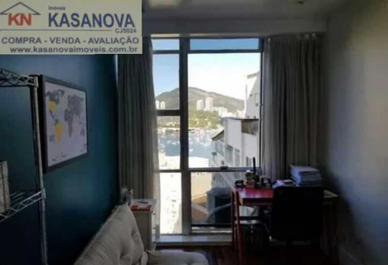 24 - Apartamento 2 quartos à venda Botafogo, Rio de Janeiro - R$ 1.200.000 - KFAP20231 - 25