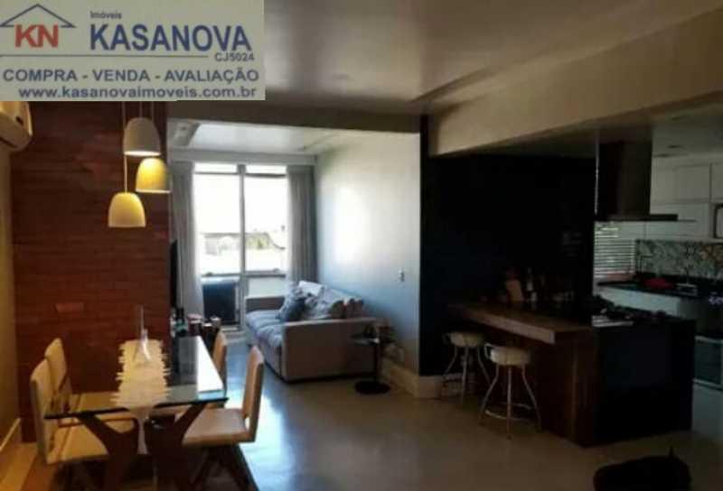 06 - Apartamento 2 quartos à venda Botafogo, Rio de Janeiro - R$ 1.200.000 - KFAP20231 - 7