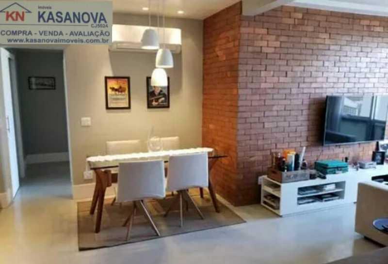 08 - Apartamento 2 quartos à venda Botafogo, Rio de Janeiro - R$ 1.200.000 - KFAP20231 - 9