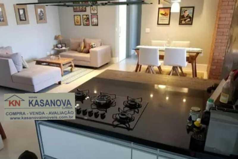 14 - Apartamento 2 quartos à venda Botafogo, Rio de Janeiro - R$ 1.200.000 - KFAP20231 - 15