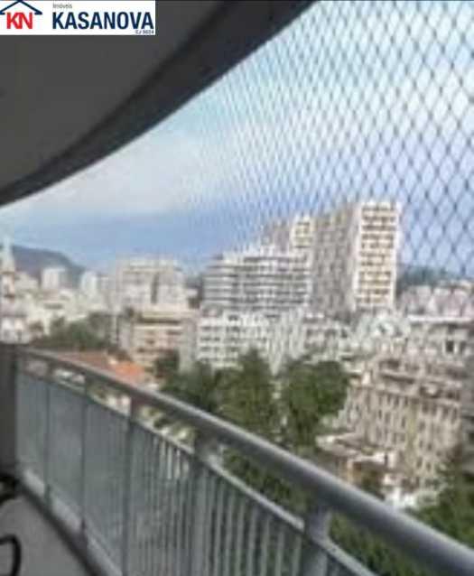 01 - Apartamento 2 quartos à venda Catete, Rio de Janeiro - R$ 950.000 - KFAP20236 - 1