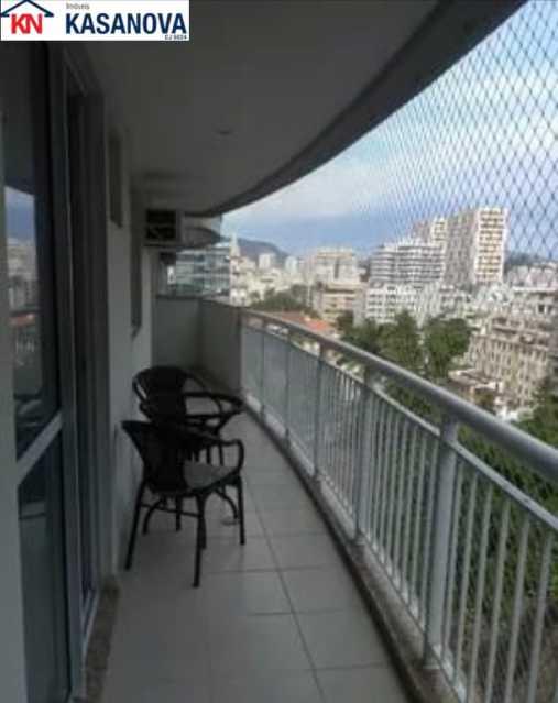 02 - Apartamento 2 quartos à venda Catete, Rio de Janeiro - R$ 950.000 - KFAP20236 - 3