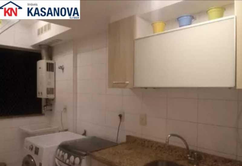 15 - Apartamento 2 quartos à venda Catete, Rio de Janeiro - R$ 950.000 - KFAP20236 - 16
