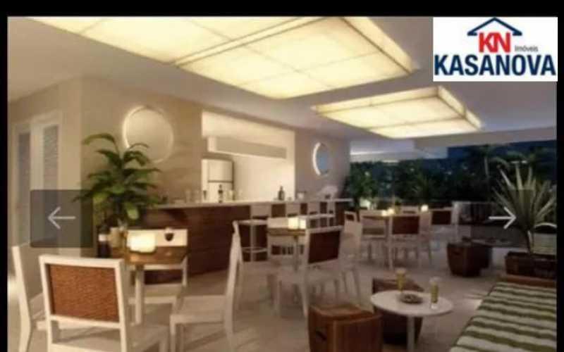 15 - Apartamento 3 quartos à venda Humaitá, Rio de Janeiro - R$ 1.450.000 - KSAP30086 - 16