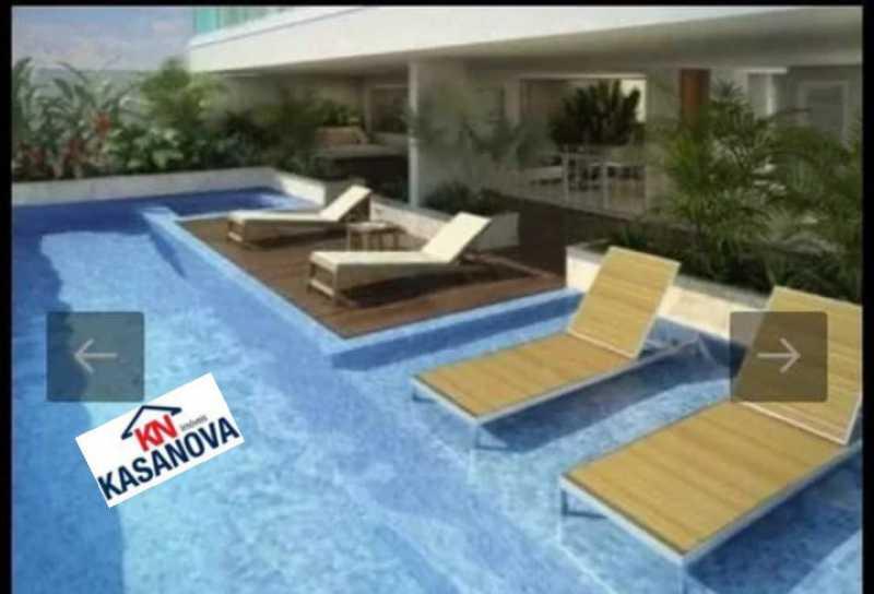 17 - Apartamento 3 quartos à venda Humaitá, Rio de Janeiro - R$ 1.450.000 - KSAP30086 - 18