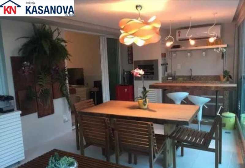 04 - Apartamento 3 quartos à venda Humaitá, Rio de Janeiro - R$ 1.450.000 - KSAP30086 - 5