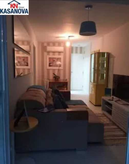 02 - Apartamento 3 quartos à venda Humaitá, Rio de Janeiro - R$ 1.450.000 - KSAP30086 - 3