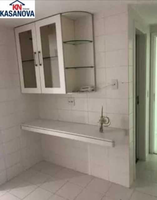 14 - Apartamento 3 quartos à venda Humaitá, Rio de Janeiro - R$ 1.450.000 - KSAP30086 - 15