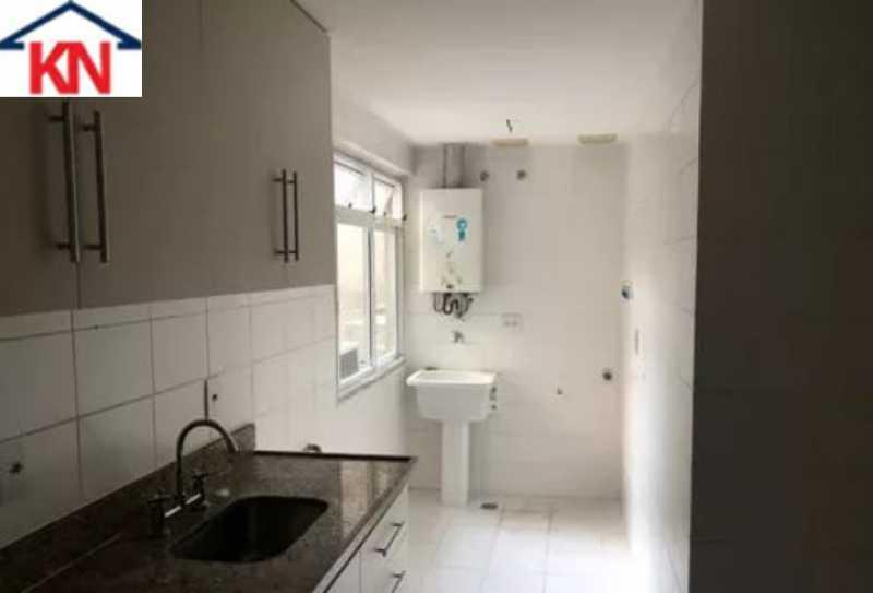 11 - Apartamento 3 quartos à venda Humaitá, Rio de Janeiro - R$ 1.450.000 - KSAP30086 - 12
