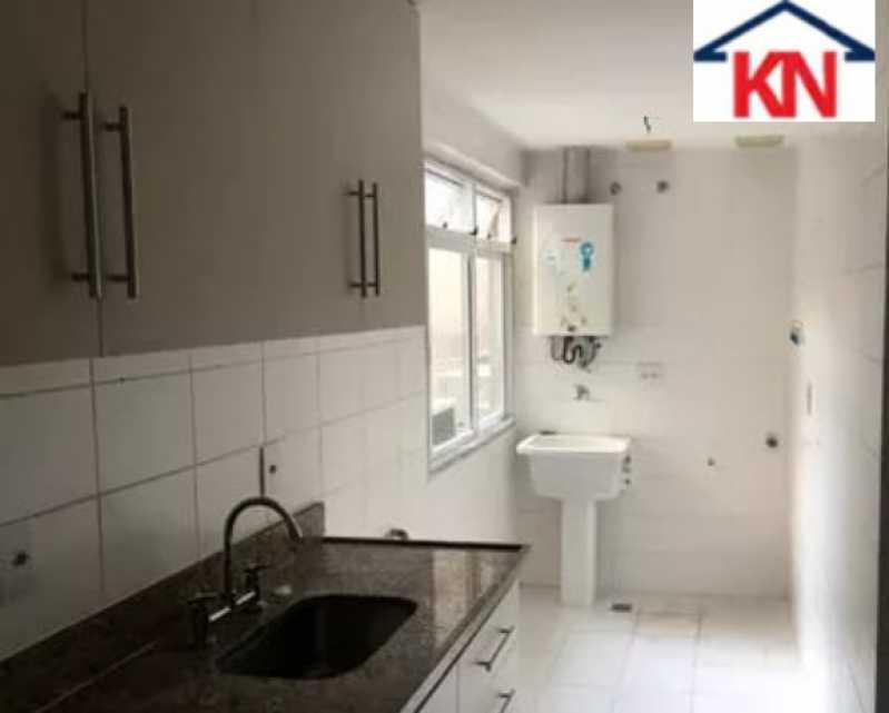 12 - Apartamento 3 quartos à venda Humaitá, Rio de Janeiro - R$ 1.450.000 - KSAP30086 - 13