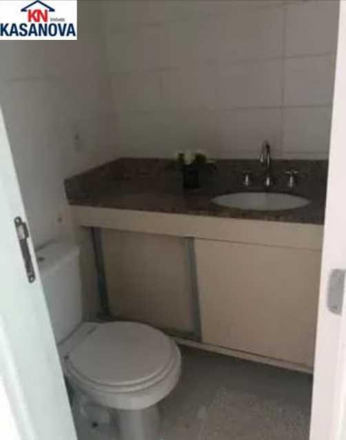 10 - Apartamento 3 quartos à venda Humaitá, Rio de Janeiro - R$ 1.450.000 - KSAP30086 - 11