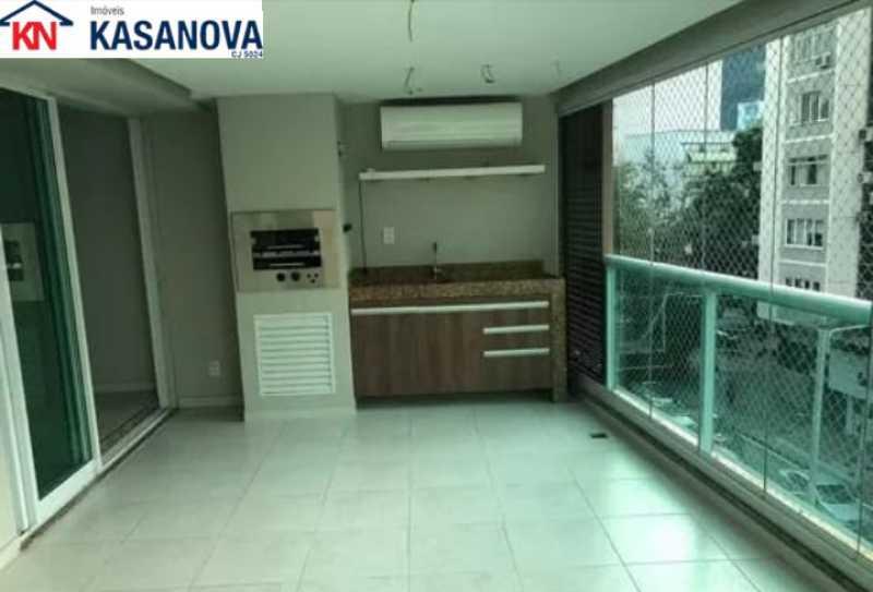 05 - Apartamento 3 quartos à venda Humaitá, Rio de Janeiro - R$ 1.450.000 - KSAP30086 - 6