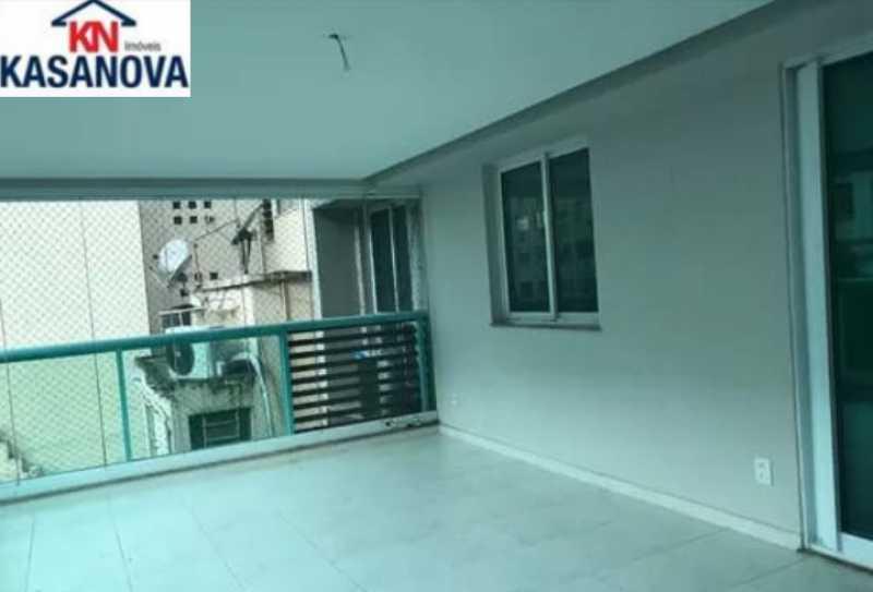 06 - Apartamento 3 quartos à venda Humaitá, Rio de Janeiro - R$ 1.450.000 - KSAP30086 - 7