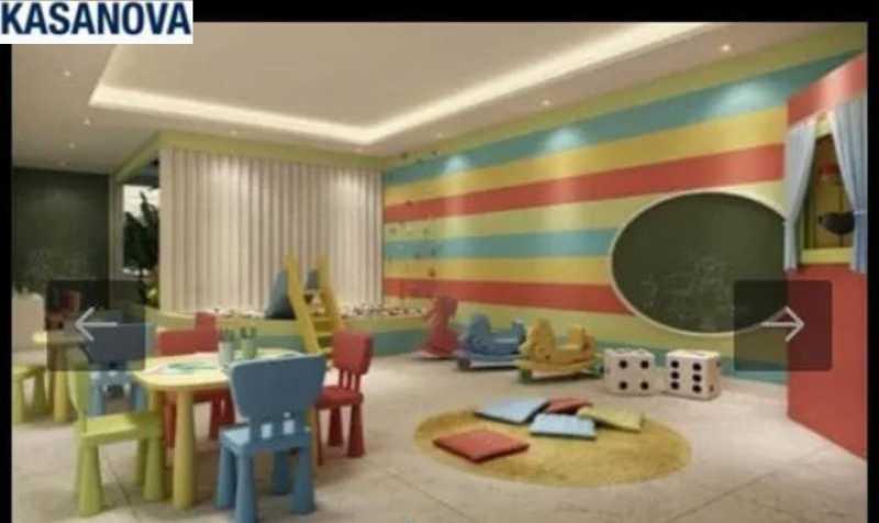 16 - Apartamento 3 quartos à venda Humaitá, Rio de Janeiro - R$ 1.450.000 - KSAP30086 - 17