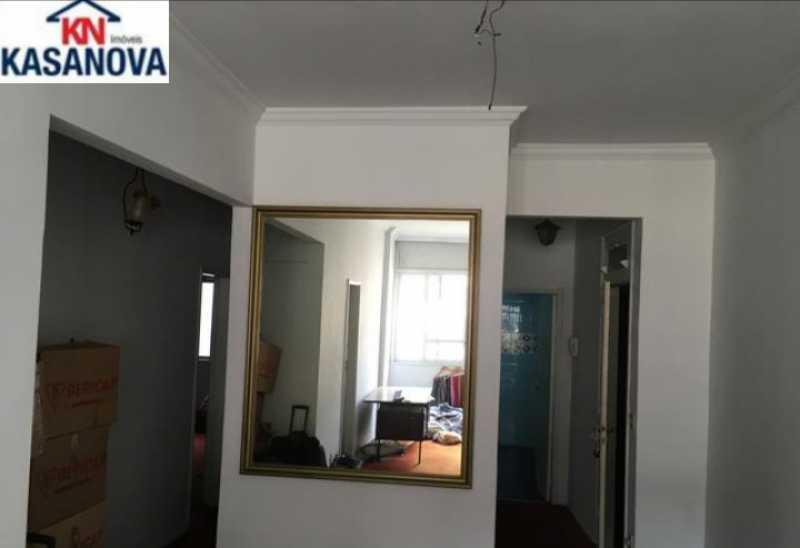 02 - Apartamento 3 quartos à venda Laranjeiras, Rio de Janeiro - R$ 840.000 - KFAP30189 - 3