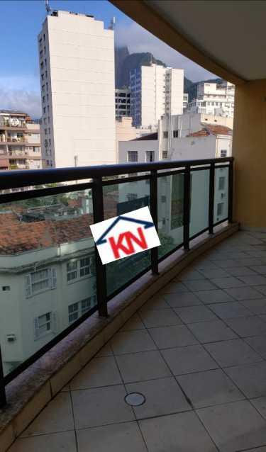 06 - Apartamento À Venda - Botafogo - Rio de Janeiro - RJ - KFAP10128 - 7