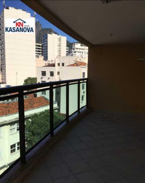 02 - Apartamento À Venda - Botafogo - Rio de Janeiro - RJ - KFAP10128 - 3