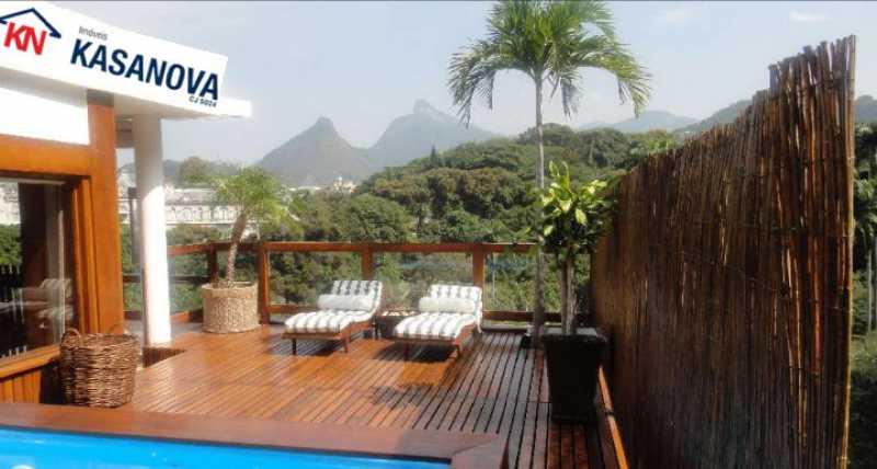 09 - Cobertura 5 quartos à venda Laranjeiras, Rio de Janeiro - R$ 5.000.000 - KFCO50005 - 10
