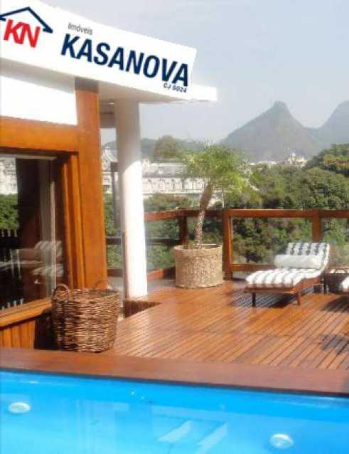 11 - Cobertura 5 quartos à venda Laranjeiras, Rio de Janeiro - R$ 5.000.000 - KFCO50005 - 12