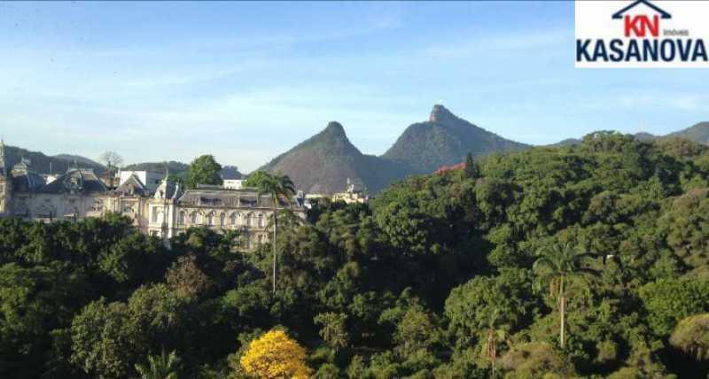 01 - Cobertura 5 quartos à venda Laranjeiras, Rio de Janeiro - R$ 5.000.000 - KFCO50005 - 1