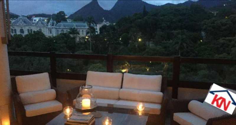 03 - Cobertura 5 quartos à venda Laranjeiras, Rio de Janeiro - R$ 5.000.000 - KFCO50005 - 4