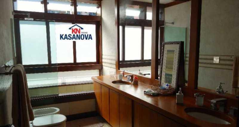 18 - Cobertura 5 quartos à venda Laranjeiras, Rio de Janeiro - R$ 5.000.000 - KFCO50005 - 19