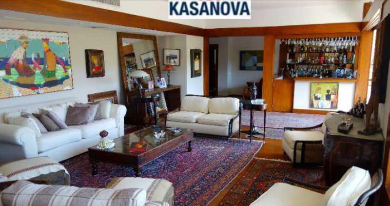 04 - Cobertura 5 quartos à venda Laranjeiras, Rio de Janeiro - R$ 5.000.000 - KFCO50005 - 5