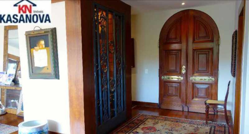 21 - Cobertura 5 quartos à venda Laranjeiras, Rio de Janeiro - R$ 5.000.000 - KFCO50005 - 22