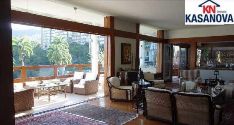 02 - Cobertura 5 quartos à venda Laranjeiras, Rio de Janeiro - R$ 5.000.000 - KFCO50005 - 3