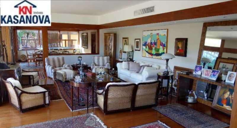 06 - Cobertura 5 quartos à venda Laranjeiras, Rio de Janeiro - R$ 5.000.000 - KFCO50005 - 7