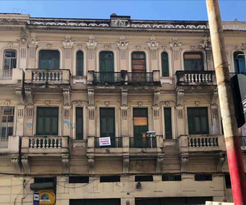 01 - Sobrado à venda Centro, Rio de Janeiro - R$ 1.600.000 - KFSO00006 - 1