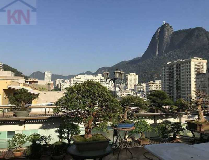 01 - Cobertura 3 quartos à venda Botafogo, Rio de Janeiro - R$ 2.900.000 - KFCO30012 - 1