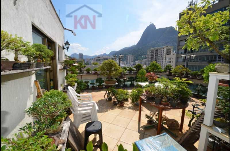 04 - Cobertura 3 quartos à venda Botafogo, Rio de Janeiro - R$ 2.900.000 - KFCO30012 - 5