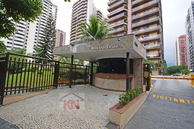 Photo_1572441934812 - Apartamento 4 quartos à venda Barra da Tijuca, Rio de Janeiro - R$ 2.100.000 - KFAP40044 - 17