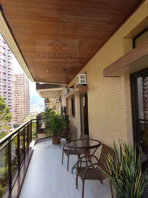 Photo_1572441646778 - Apartamento 4 quartos à venda Barra da Tijuca, Rio de Janeiro - R$ 2.100.000 - KFAP40044 - 3