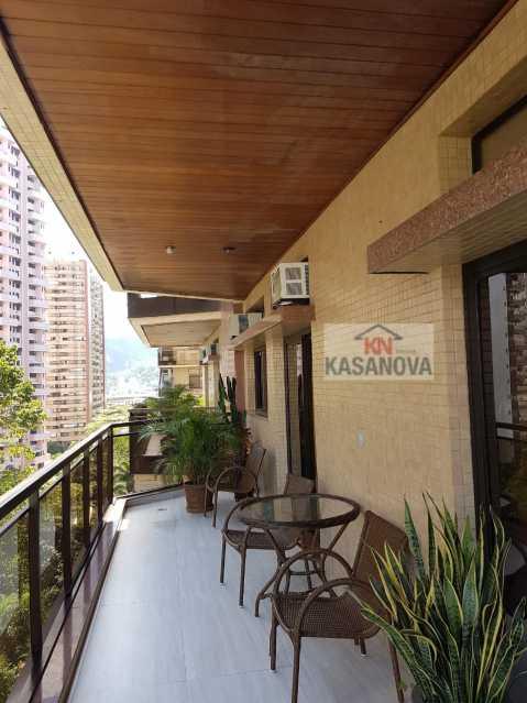 Photo_1572441814770 - Apartamento 4 quartos à venda Barra da Tijuca, Rio de Janeiro - R$ 2.100.000 - KFAP40044 - 8