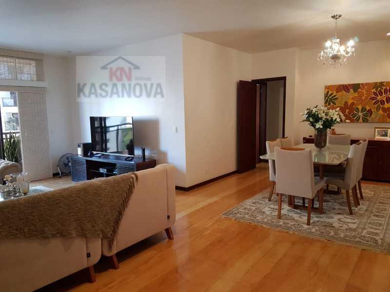 Photo_1572441814974 - Apartamento 4 quartos à venda Barra da Tijuca, Rio de Janeiro - R$ 2.100.000 - KFAP40044 - 9