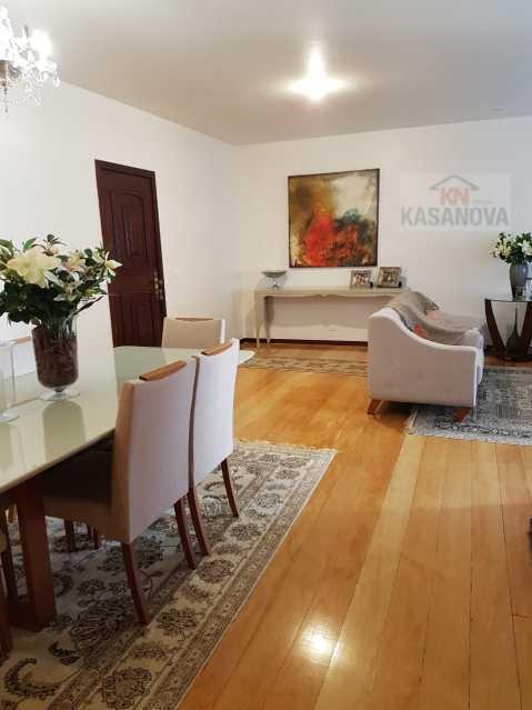 Photo_1572441815130 - Apartamento 4 quartos à venda Barra da Tijuca, Rio de Janeiro - R$ 2.100.000 - KFAP40044 - 7