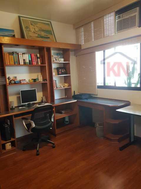 Photo_1572441934135 - Apartamento 4 quartos à venda Barra da Tijuca, Rio de Janeiro - R$ 2.100.000 - KFAP40044 - 14