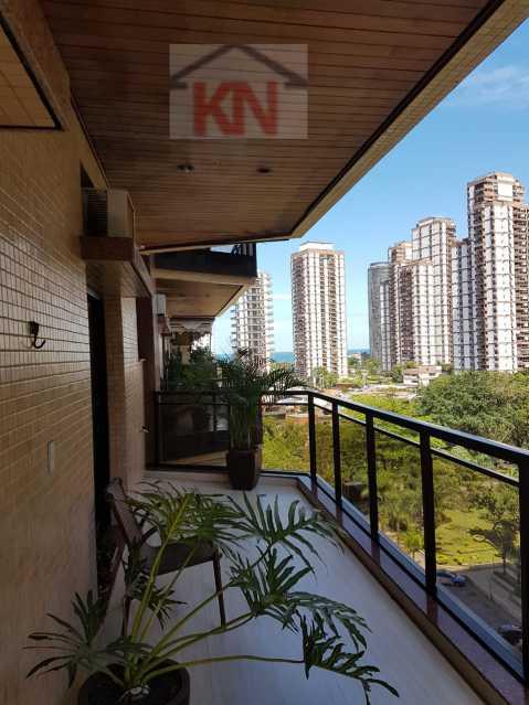 Photo_1572441934635 - Apartamento 4 quartos à venda Barra da Tijuca, Rio de Janeiro - R$ 2.100.000 - KFAP40044 - 12