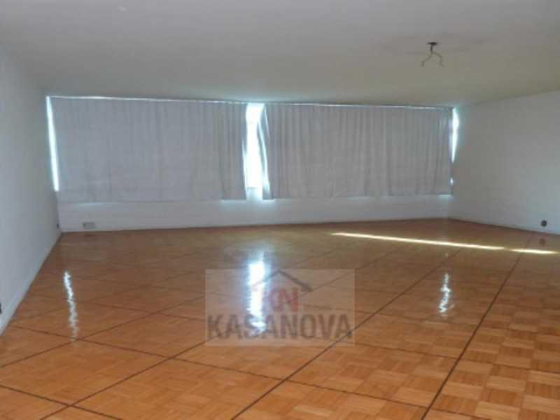 02 - Apartamento 4 quartos para alugar Flamengo, Rio de Janeiro - R$ 6.000 - KFAP40045 - 3