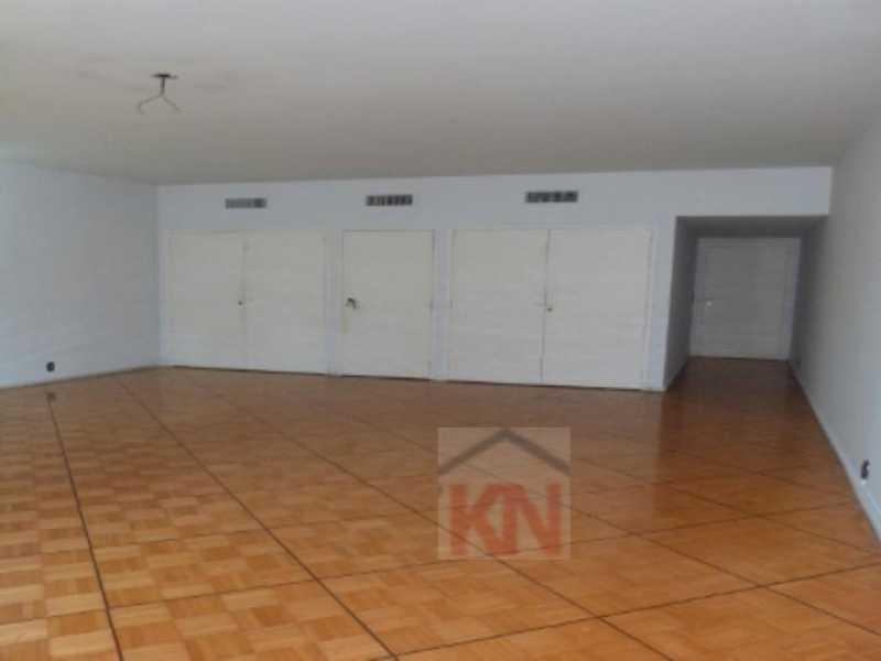 01 - Apartamento 4 quartos para alugar Flamengo, Rio de Janeiro - R$ 6.000 - KFAP40045 - 1