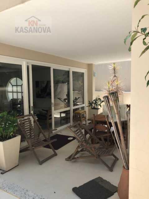 07 - Casa 4 quartos à venda Cosme Velho, Rio de Janeiro - R$ 2.800.000 - KFCA40011 - 8